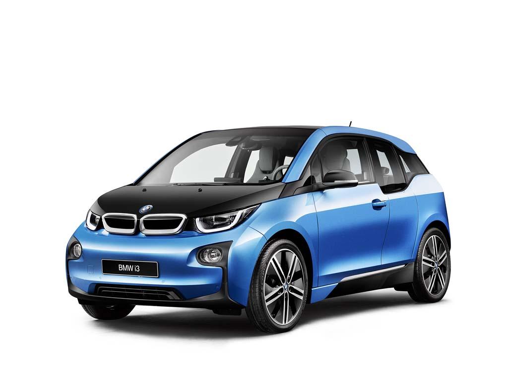 BMW i3 coches eléctricos con más autonomía