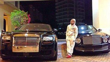 Floyd Mayweather - Rolls-Royce