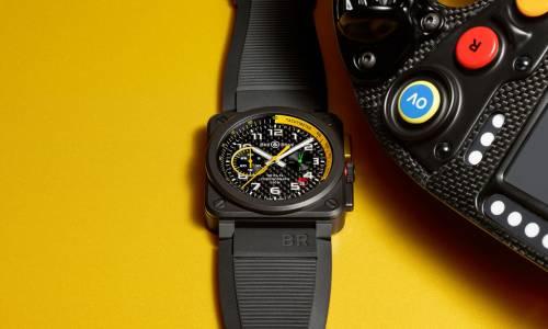 De la Fórmula 1 a tu muñeca: el nuevo reloj de Bell & Ross se inspira en Renault