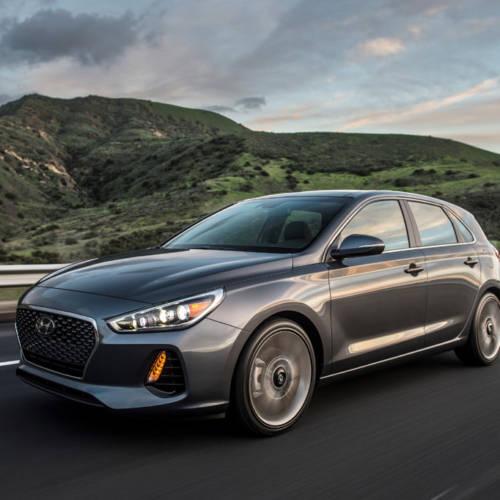 Nuevo Hyundai Elantra GT, picante en las venas para el mercado estadounidense