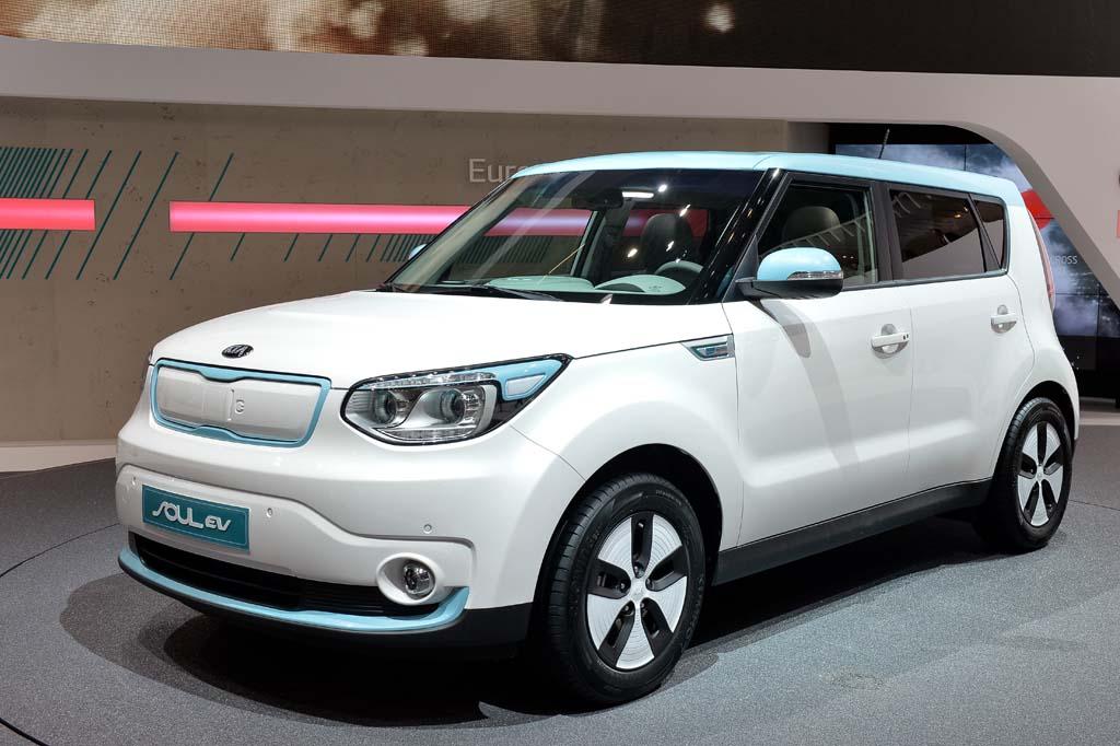 Kia Soul EV electricos con mas autonomia