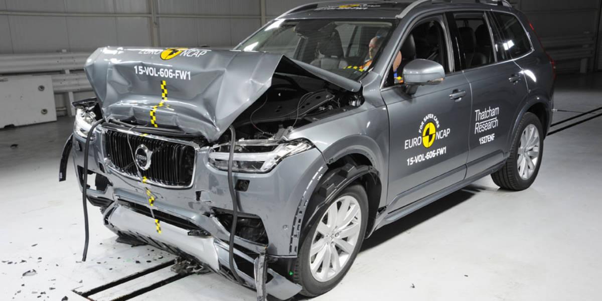 Los coches más seguros de su segmento hasta 2017