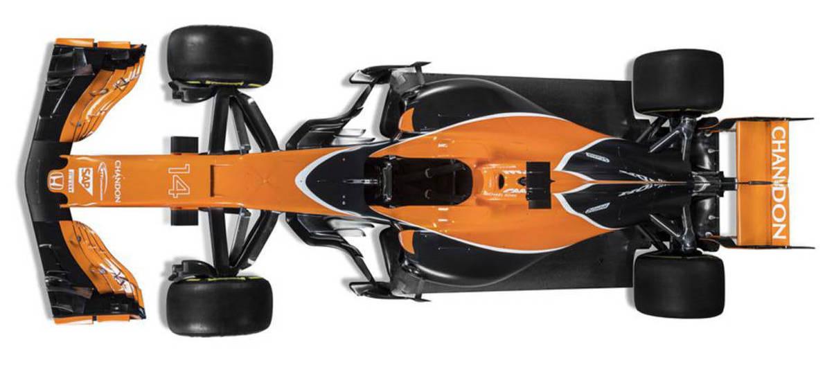 McLaren MCL32-5