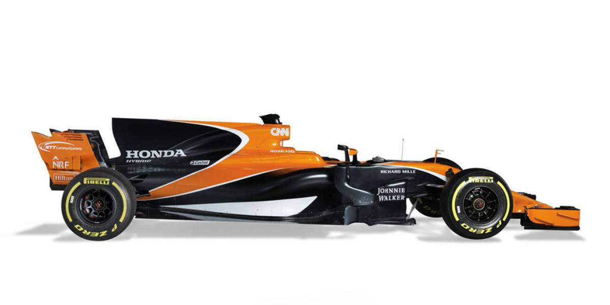El McLaren MCL32, la nueva arma de Alonso para retornar a la gloria