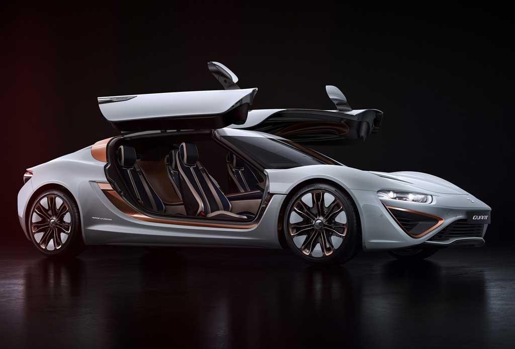 nanoflowcell quant 48 volt concept el s per coche el ctrico. Black Bedroom Furniture Sets. Home Design Ideas