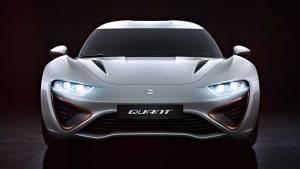 NanoFlowcell Quant 48 Volt Concept, el súper coche eléctrico (fotos)