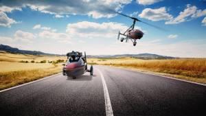PAL-V: este coche que vuela ya está a la venta (fotos)