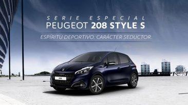 Peugeot 208 Style S