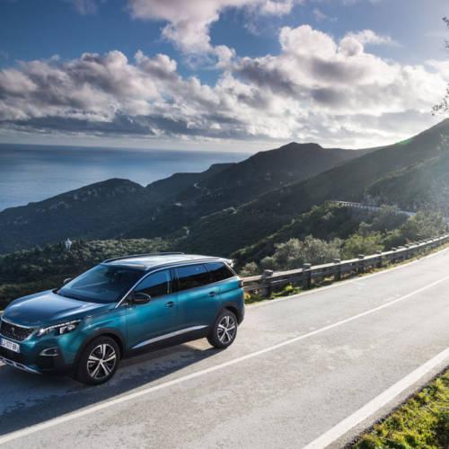 Peugeot 5008 2017, conducimos el nuevo concepto SUV