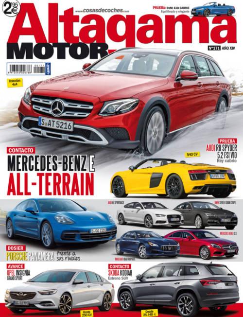 Revista Altagama Motor Número 171