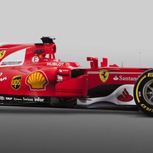 Ferrari presenta el SF70H, el monoplaza con el que quieren plantar cara a Mercedes