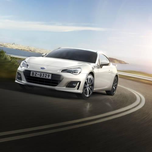Subaru BRZ 2017, la renovación del pequeño deportivo