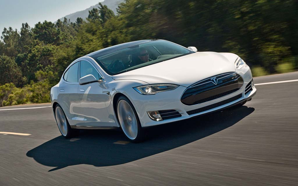 Tesla Model S electricos con mas autonomia