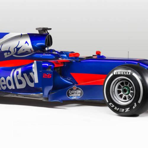 El nuevo STR12 de Toro Rosso, una fiera para conseguir que Carlos Sainz entre en el top 10