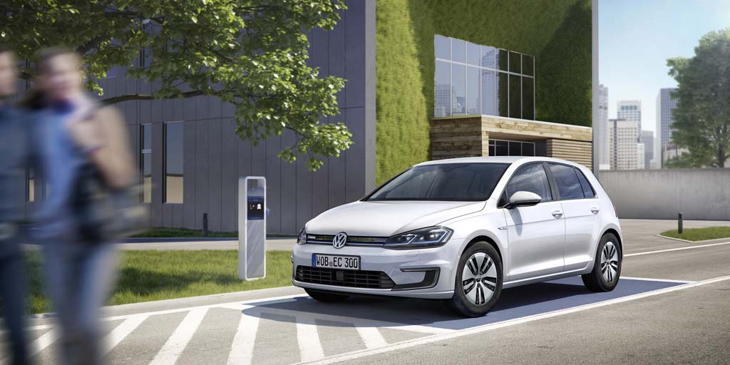 Volkswagen e-Golf electricos con mas autonomia