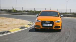 Audi S1 Sportback 2.0 TFSI 231 CV, a prueba (fotos)