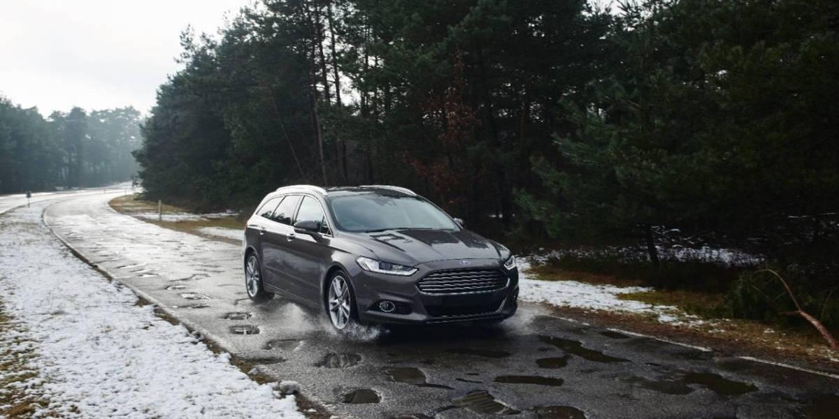 Esta tecnología de Ford te evitará los baches