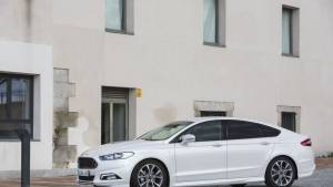 Ford Mondeo 2.0 TDCi 210 CV ST-LINE, a prueba (fotos)