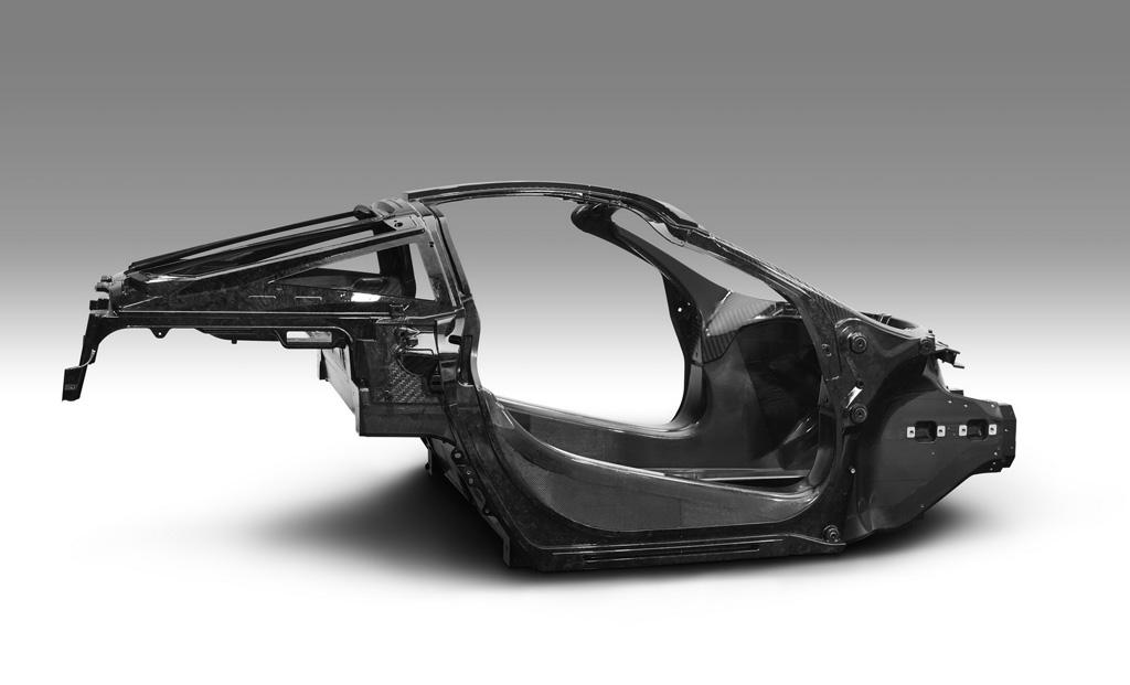 McLaren Drift Mode