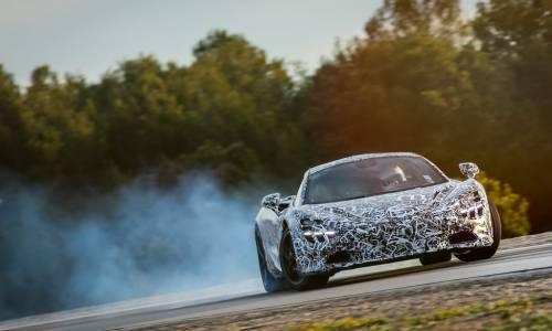 Uno más, lo próximo de McLaren tendrá Drift Mode