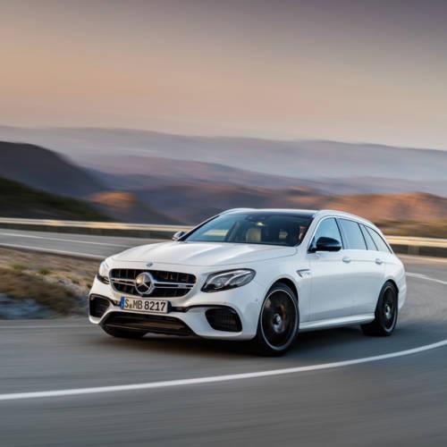"""Mercedes-AMG E 63 4MATIC+ Estate 2017, del """"cole"""" al circuito"""
