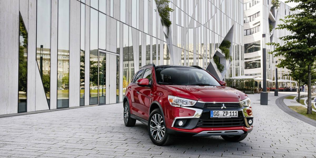 Mitsubishi ASX 2017, todos los precios para España