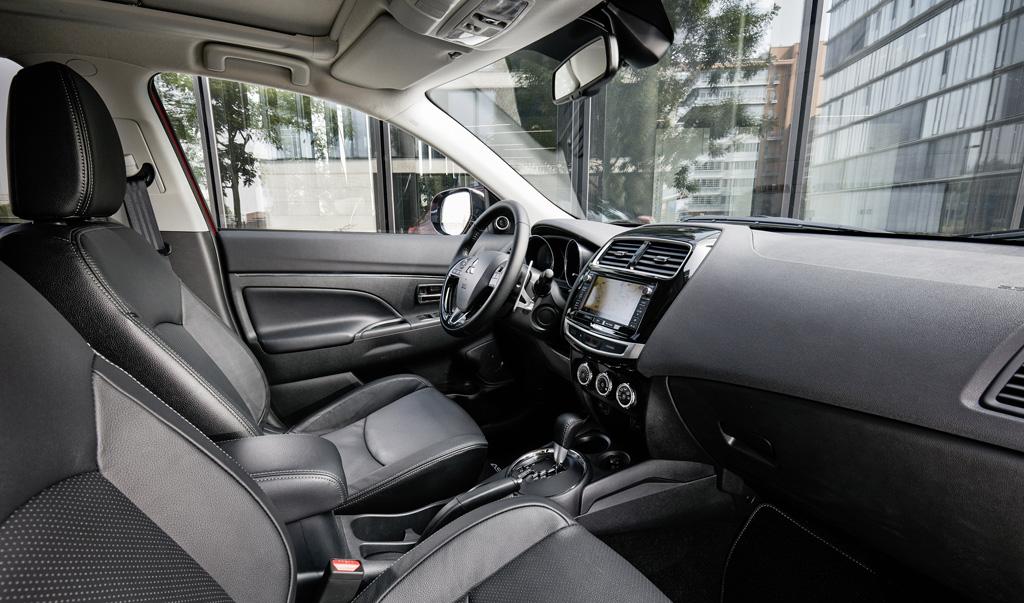 Mitsubishi ASX 2017 precios