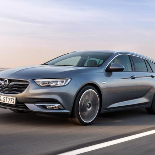 Opel Insignia Sports Tourer 2017, para viajar en familia