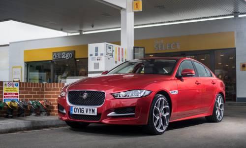 Con Jaguar y Shell pagarás la gasolina sin bajarte del coche