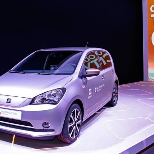 SEAT e-Mii, elprimer eléctrico de Seat ya es una realidad