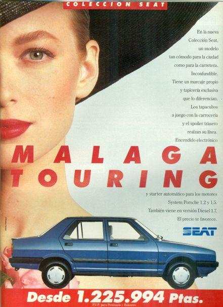 Seat Málaga