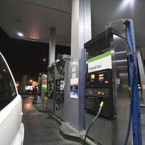 Gas natural como combustible: una ventaja y un inconveniente