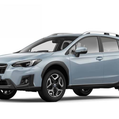 El Subaru XV actualiza su imagen y mecánica en el Salón de Ginebra