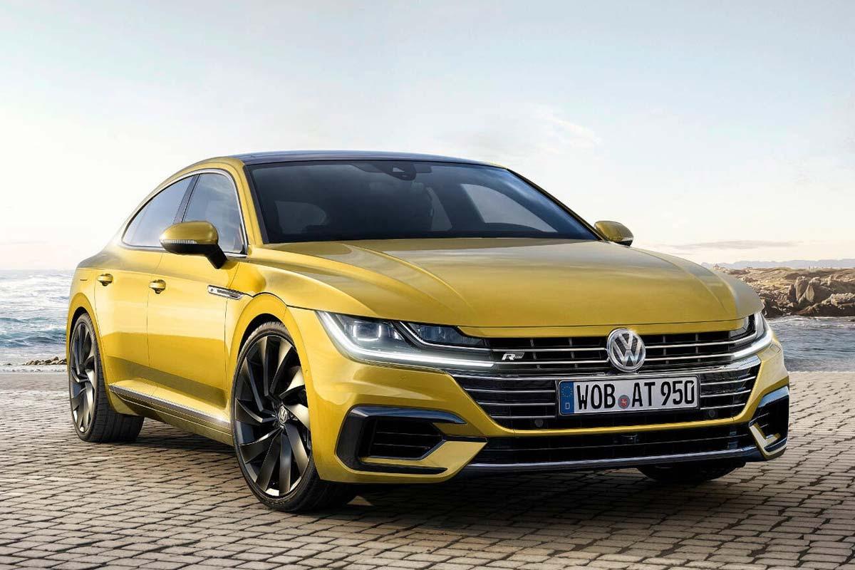 Volkswagen Arteon 2017 (fotos)