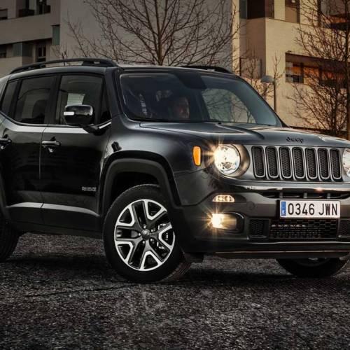 El Jeep Renegade 2017 estrena motor y nuevas ediciones especiales