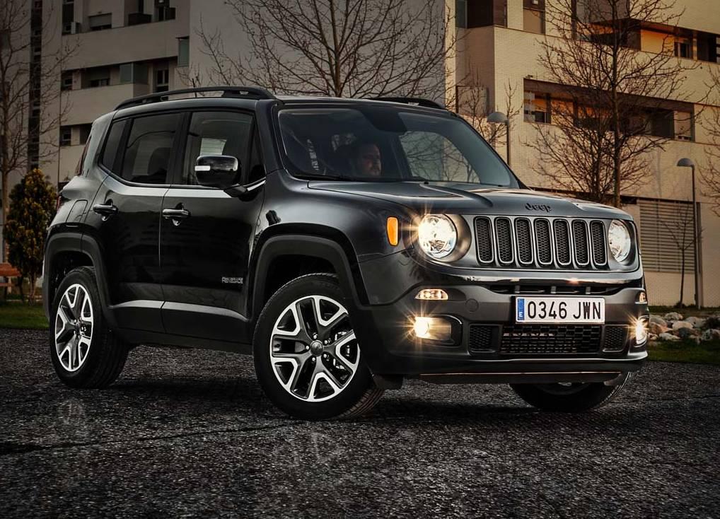 el jeep renegade 2017 estrena motor y nuevas ediciones