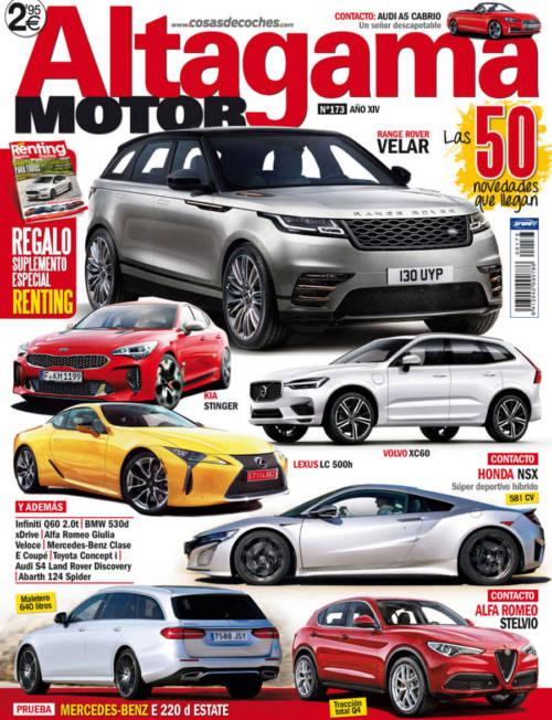 Revista Altagama Motor Número 173