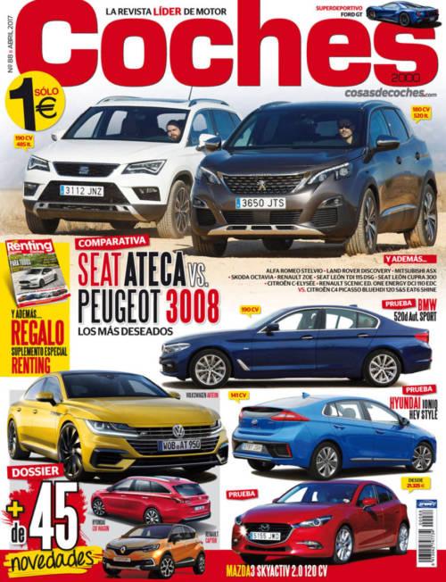 Revista Coches – número 88