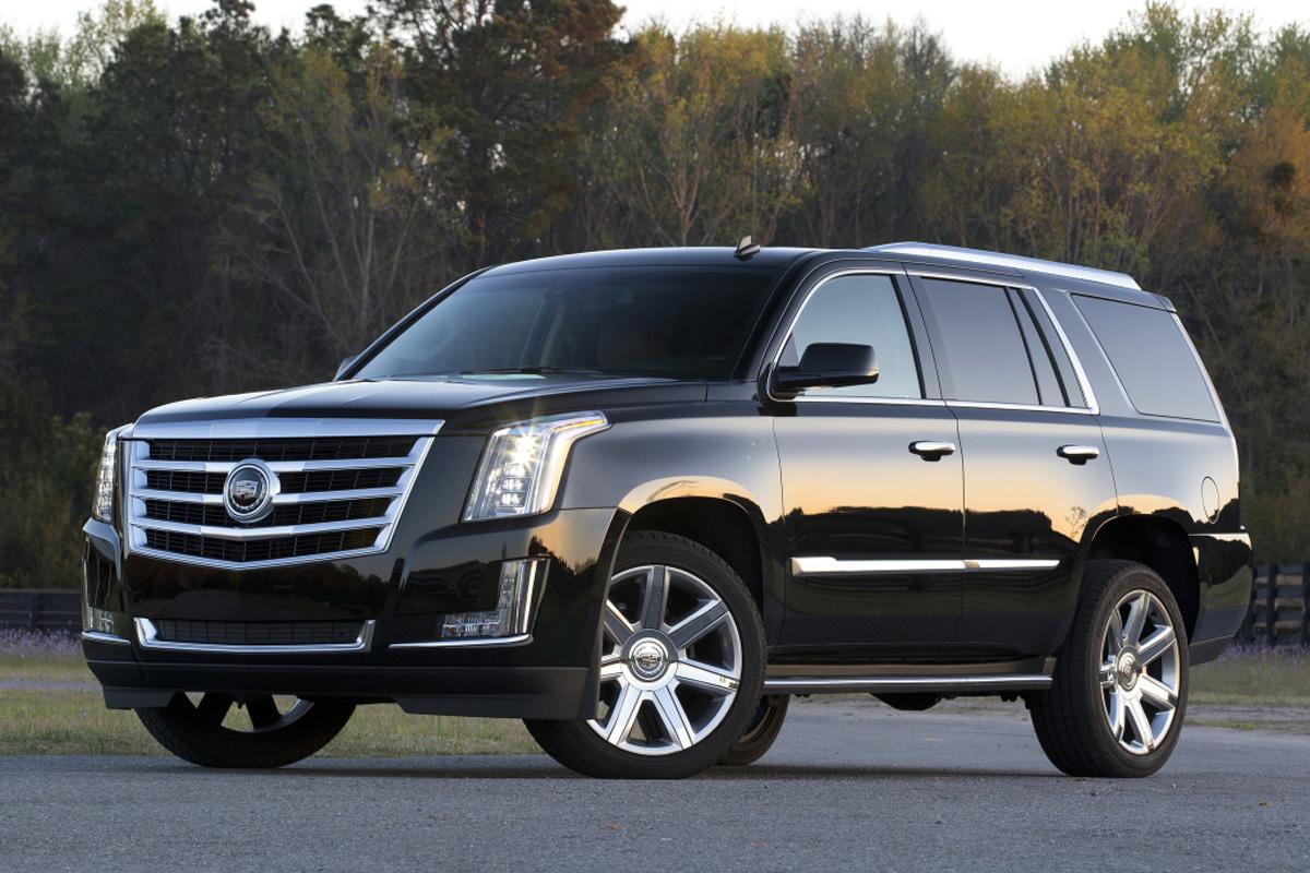 Peor SUV Mediano/ grande: Cadillac Escalade Premium