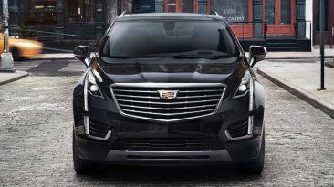 La foto corresponde al Cadillac XT5