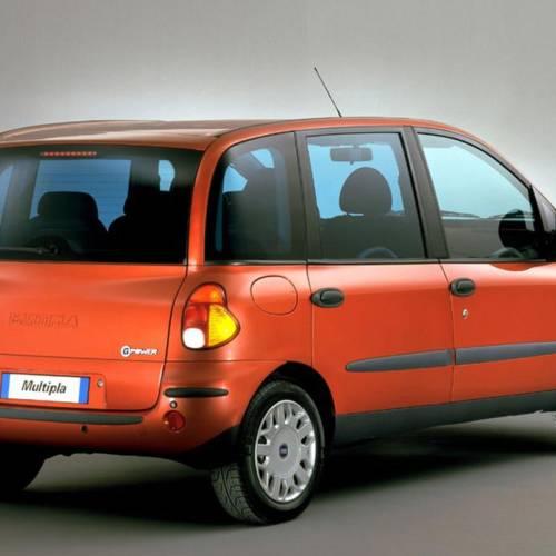 Los 10 coches más feos de los años 90