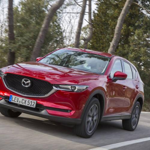 Mazda CX-5 2017, primera prueba y precios del SUV japonés