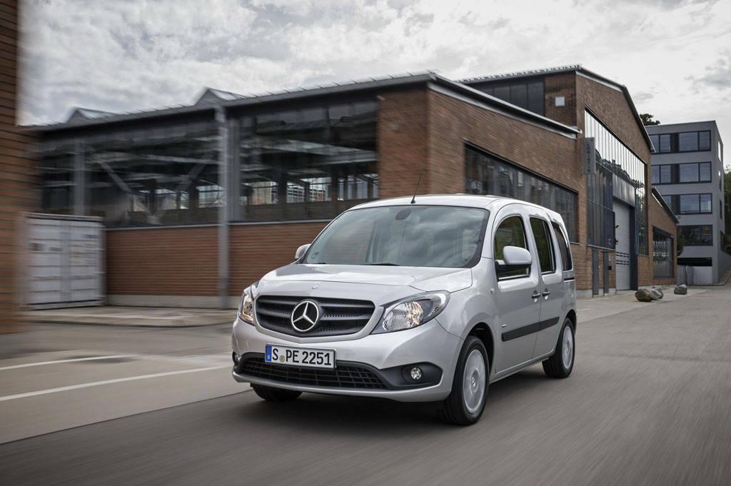 Mercedes-Benz Citan 2017