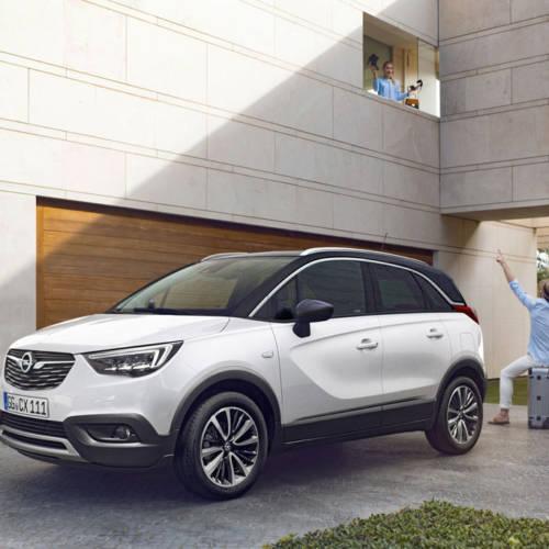 Opel Crossland X: primeros datos