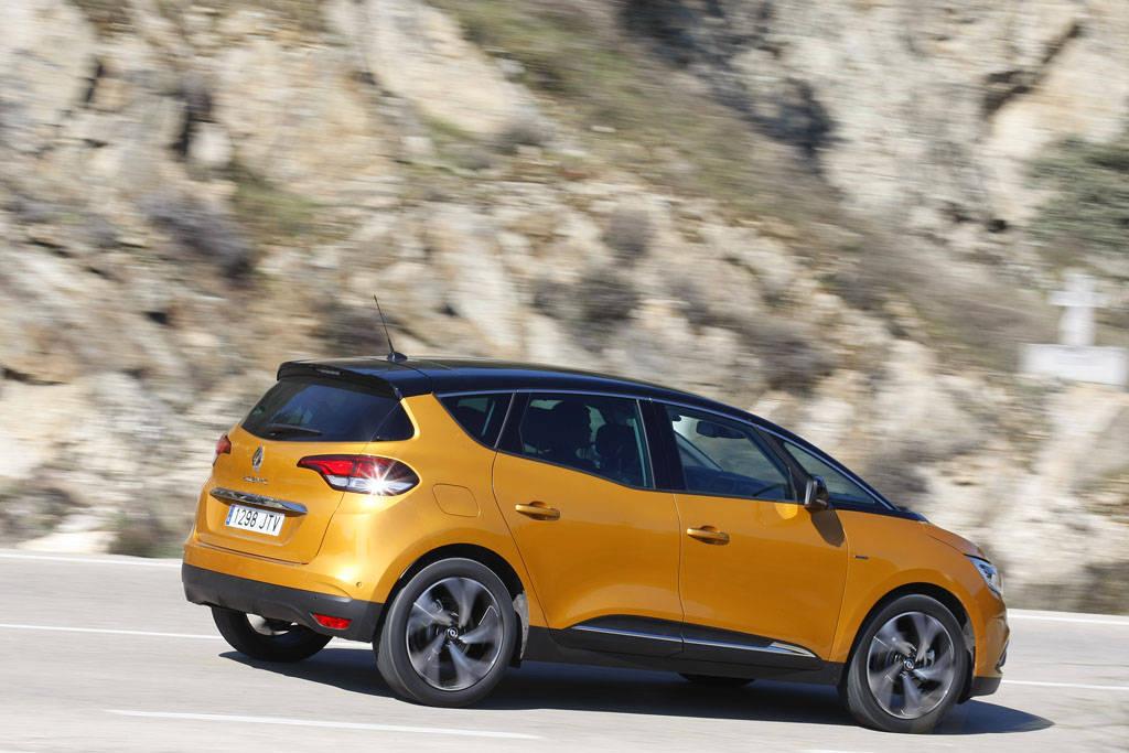 Renault Scenic 2017 lo que nos gusta y lo que no