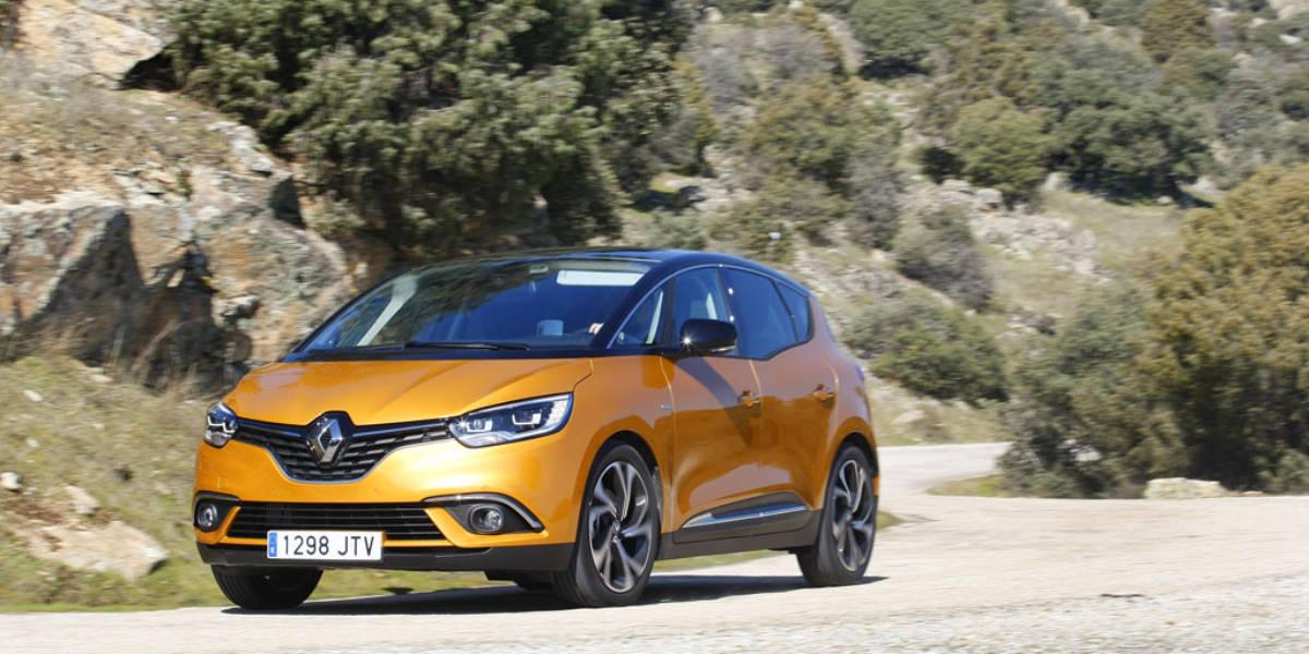 Renault Scénic 2017: qué nos gusta y qué no