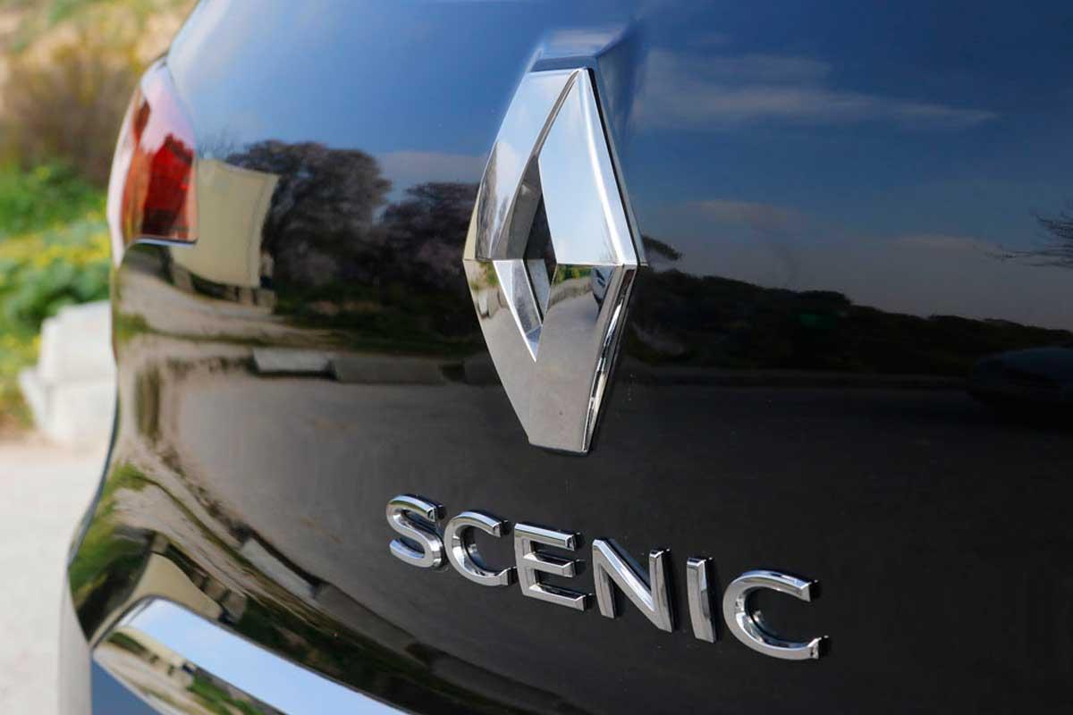 Renault Scénic 2017: pros y contras (fotos)