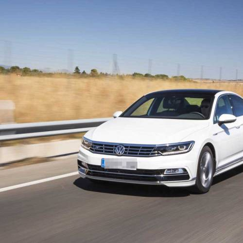 Volkswagen Passat 2.0 TSI 280 CV, a prueba: el primero de la clase