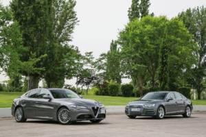 Alfa Giulia vs Audi A4