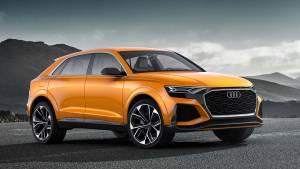 Audi Q8 Sport Concept, un Q8 con toques rácing (fotos)